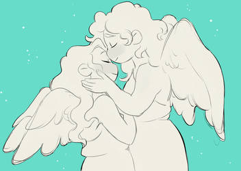 angels by ieafy