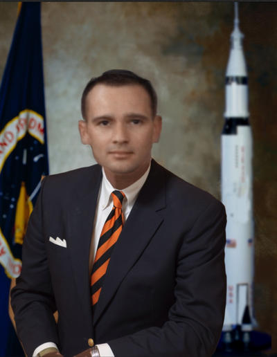 William Rutledge commander of Apollo 20 by thierryspeth on ...