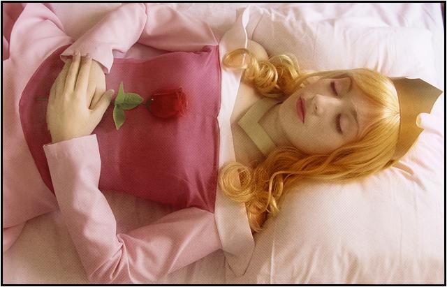 Sleeping Beauty by kamy-ska