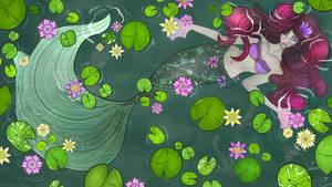 Pond Mermaid