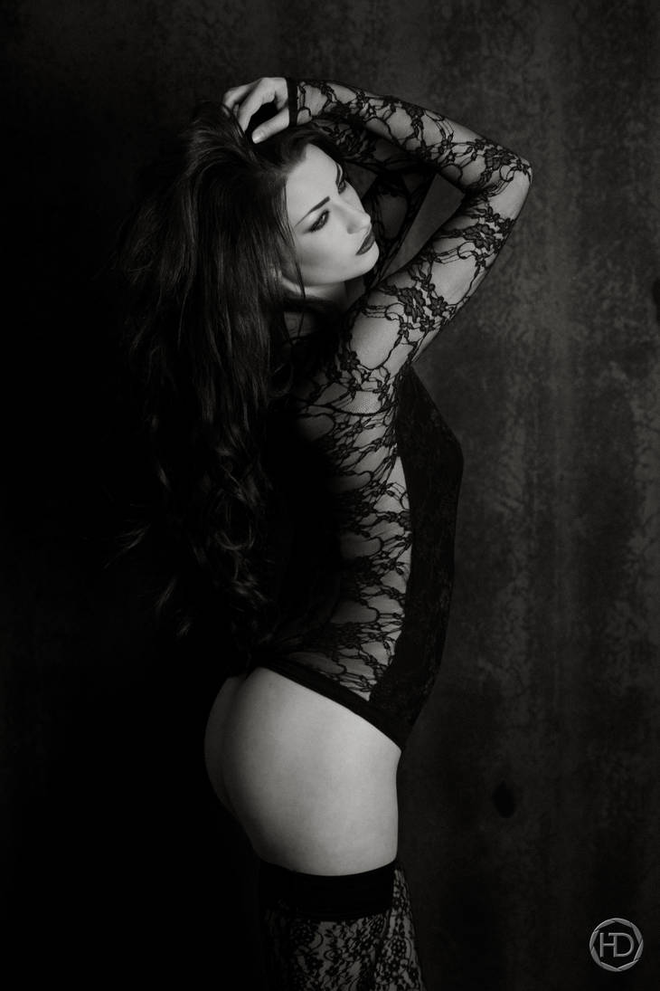 BLACK LACE by HDphotographie