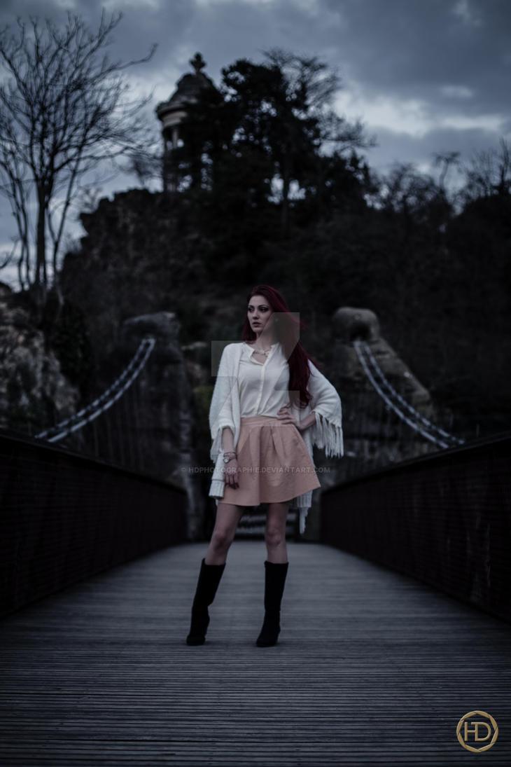 DARK BRIDGE by HDphotographie