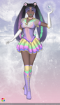Sailor Senshi: ~Pastel Rainbow~