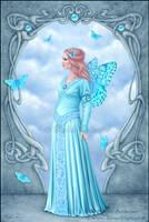 Birthstones - Aquamarine by twosilverstars