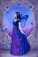Birthstones - Sapphire by twosilverstars