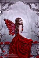Winter Rose by twosilverstars