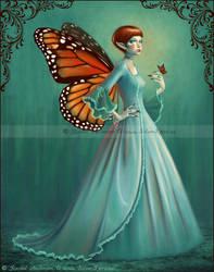 monarch by twosilverstars