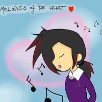 Melodies of the heart entry by redzer0fox