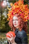 Autumn sunshine by MedusasVengeance