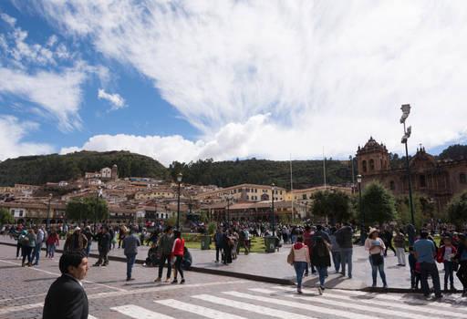[00 028] Plaza Mayor del Cusco