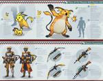 Pokemon Hunter: Raichu