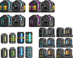 Starbound: FU- New Assets 01 by PursuerOfDarkness
