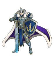 King Galahad von Excalibur by PursuerOfDarkness