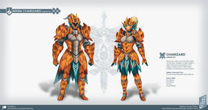 Pocket Monster Hunter #01: Charizard Armor