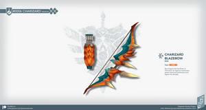 Pocket Monster Hunter #01: Charizard Blazebow