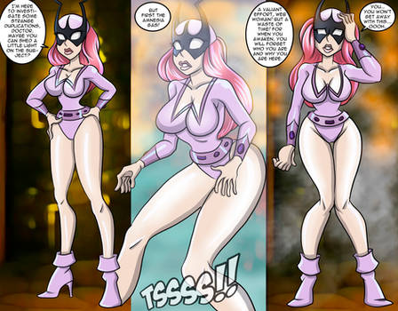 Web Woman: Send in the Clones Pt01