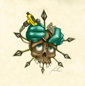 Tattooed Chaoskull