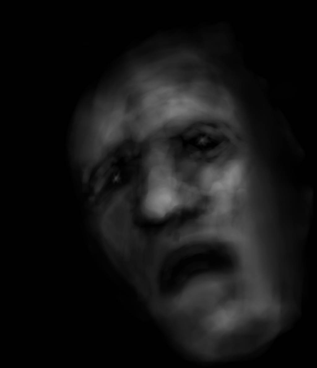 Portrait: Heavy Shadows by MillionPM