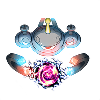 Magnezone-used-zap-cannon by MudSaw