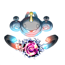 Magnezone-used-zap-cannon