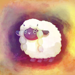 Wooloo by MudSaw