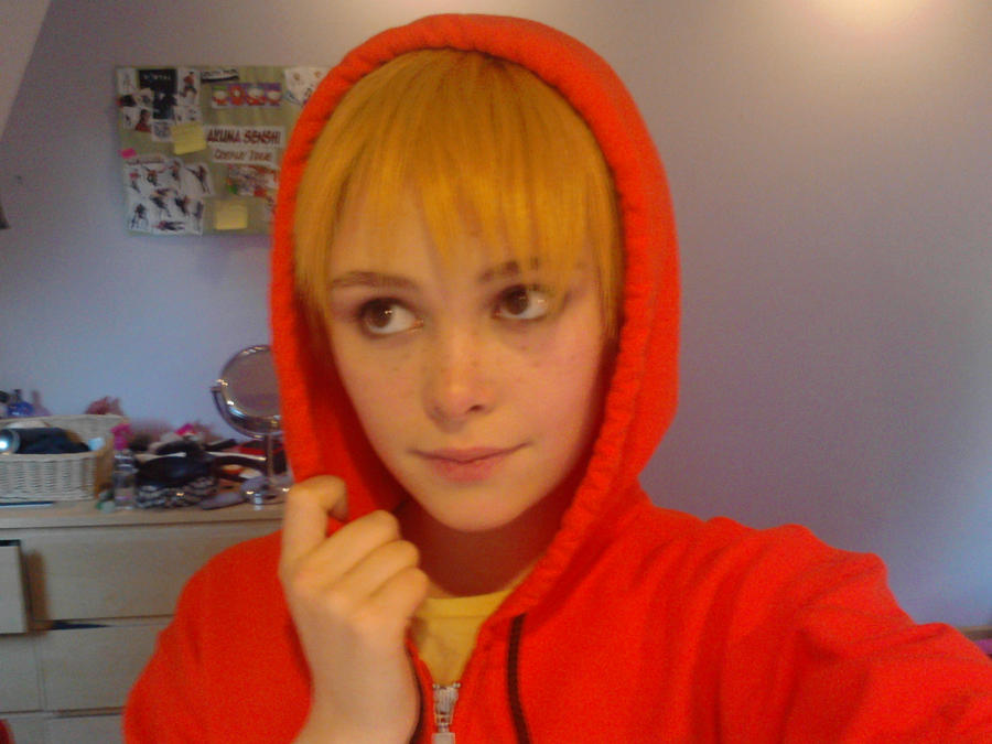 Kenny mccormick cosplay