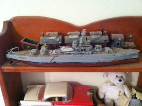 USS Arizona kit