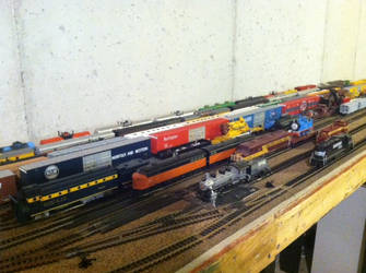 My Locomotive Fleet 1