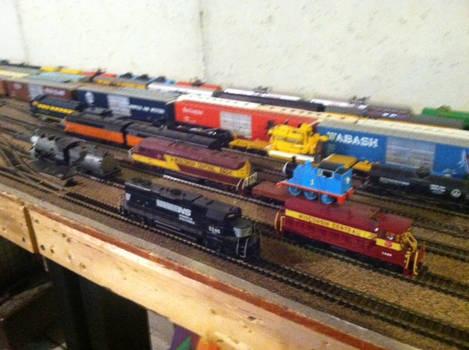 My Locomotive Fleet 2