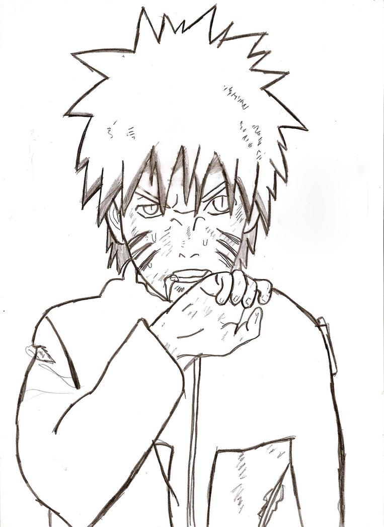 Naruto Uzumaki : こども ぬりえ : すべての講義