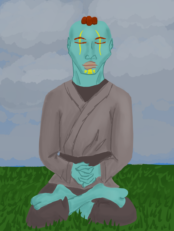 Meditation by randomgirl1298