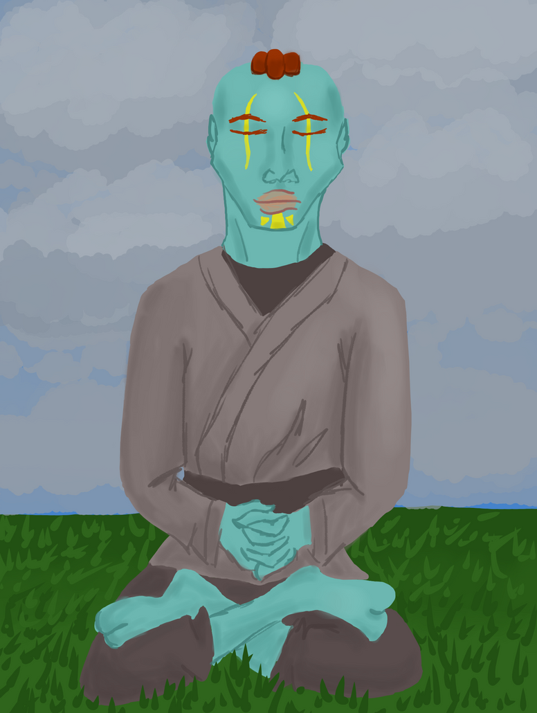 Meditation by randomgirl1298