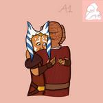 Ahsoka Needs Hugs