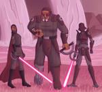 Inquisitors in Pink