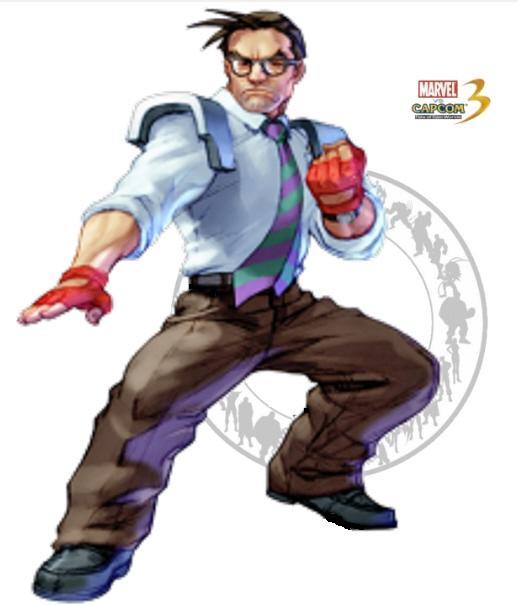 Shimazu - Marvel vs Capcom 3 by AverageSam