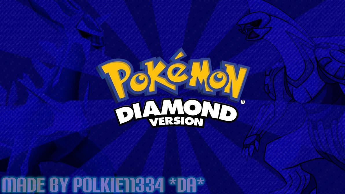 Pokemon Diamond Dialgapalkia Wallpaper By Polkie11334 On