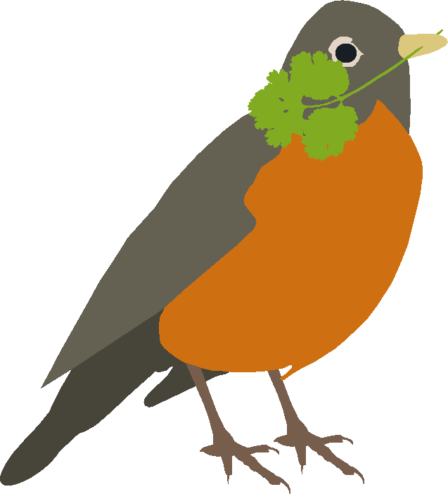 A Robin's Herb by Miss-Dew-Drop