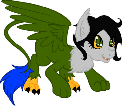 Nepeta the Sphinx by Miss-Dew-Drop
