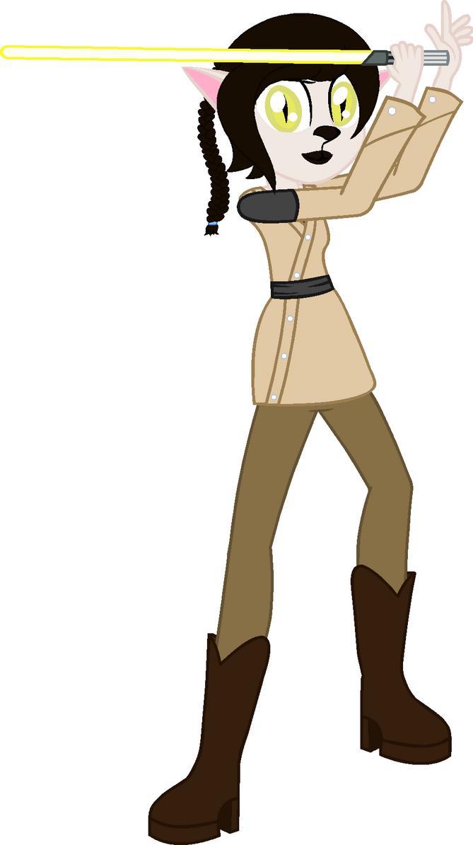 Jedi-Sona by Miss-Dew-Drop