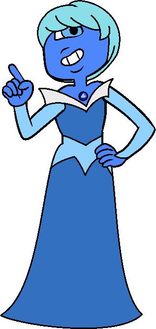 Sapphire Mom by Miss-Dew-Drop