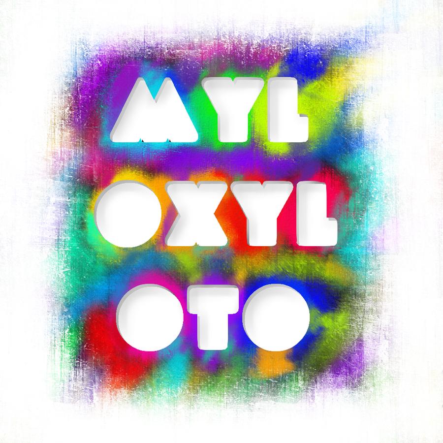 Coldplay artwork mylo xyloto