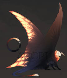 Moth | Auction [ CLOSED ] by Haskiens