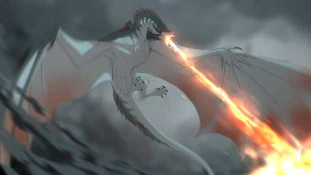 fire and blood | commission