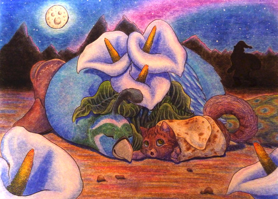 Starry Night by TsukiTsu