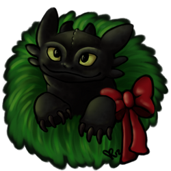 Have A Toothless Christmas