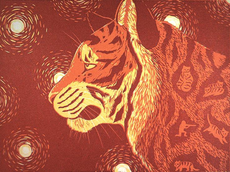 Scars and Stripes by TsukiTsu