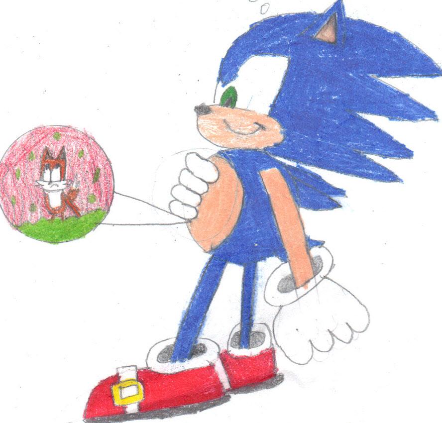 Sonic vore by dnader on DeviantArt