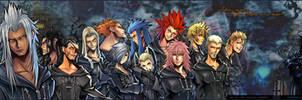 :: Organization XIII by Harer