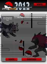 2012 Pokemon Brawl - Newsletter