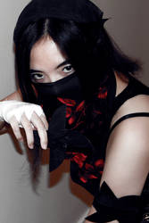 Ninja for Halloween
